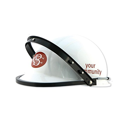 ERB 15185 E20 Aluminum ABS Face Shield Carrier