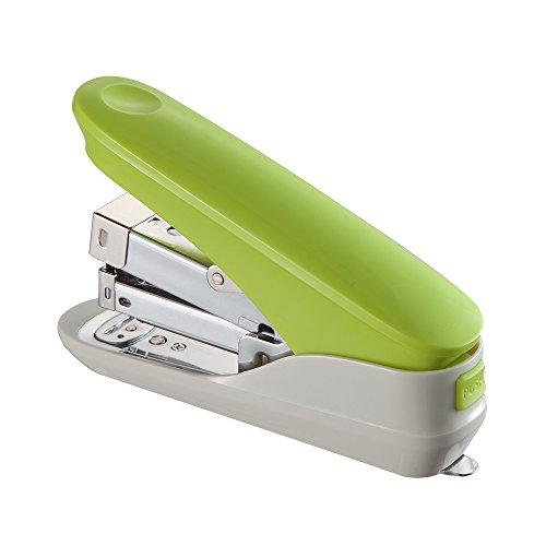 Comix Easy-touch Stapler,Office Stapler,School Stapler,Green Stapler,50 Sheets Stapling Capacity, B3088C (green) by Comix