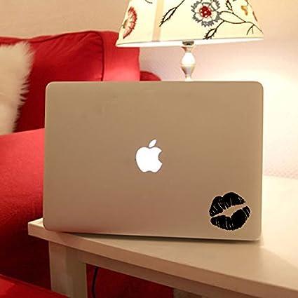 mairgwall Macbook Skin Macbook iPad ordenador portátil adhesivo Primer Beso Nota libro para, vinilo,