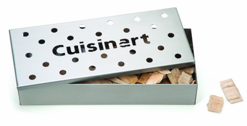 Cheap Smoker Boxes cuisinart csb 156 wood chip smoker box