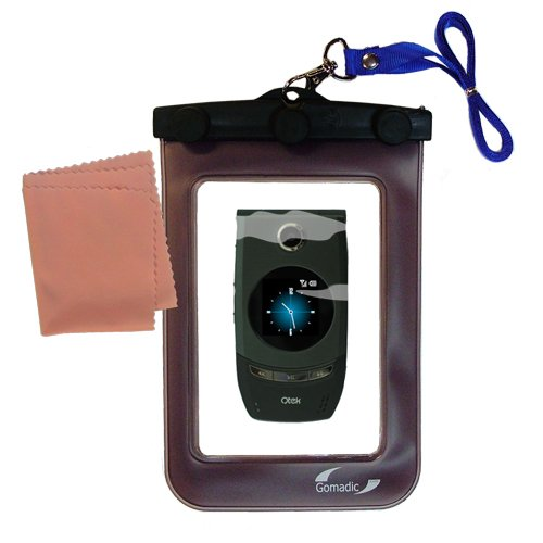 underwater case for the HTC 3125 - weather and waterproof case safely protects against the elements (Htc 3125 Accessory)