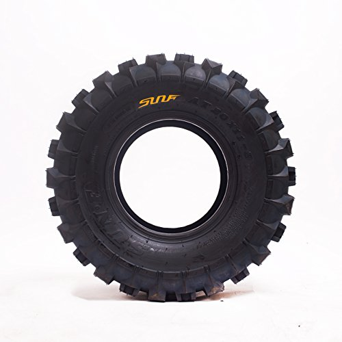 Set of 2 SunF A027 ATV Tires 20x11-8 Rear, 6 Ply by SunF (Image #3)