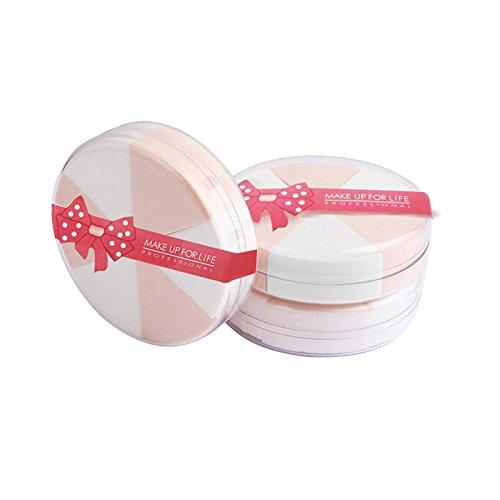 Pro belleza maquillaje licuadora fundación esponja, esponja de ...