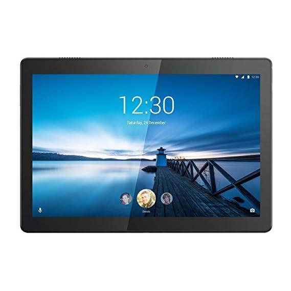 I KALL N5 4G Calling Tablet (White, Dual Sim)