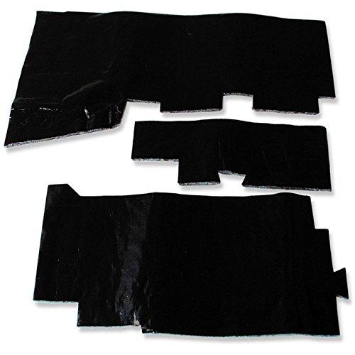 Eckler's Premier Quality Products 50204386 Chevelle Under Dash Insulation