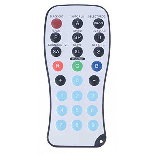 American DJ Wireless Remote LED RC ()