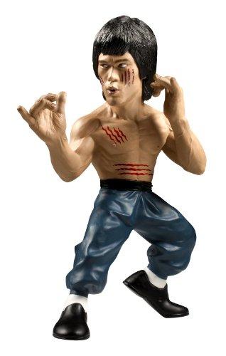 Bruce Lee Fanatiks Series 2 Scratches Action Figure