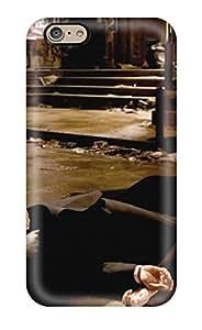 AMANDA A BRYANT's Shop Best Tpu Case Cover For Iphone 6 Strong Protect Case - Batman Begins Design 6730206K42802641