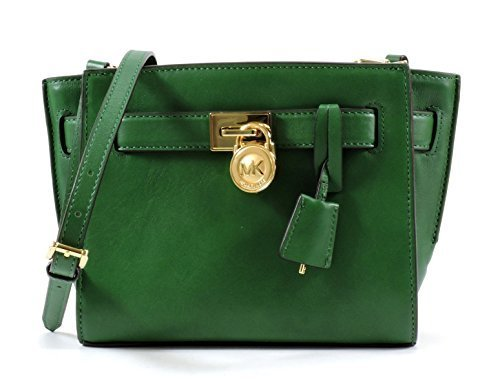 マイケルコース ハミルトン Traveler Messenger Bag in Gooseberry Green [並行輸入品] B01FQQZI2M