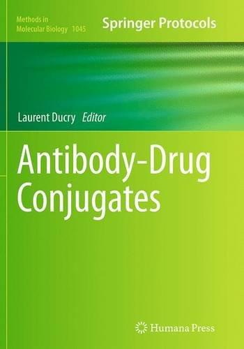 Antibody Drug Conjugates  Methods In Molecular Biology