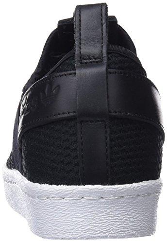 Adidas Superstar Baskets W Slipon Ftwbla Noir Pour 000 Femmes Negbas negbas xrZRxdqtw