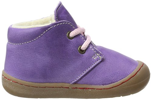 5221 Baskets Fille Wollfleece Violet Pololo lilac Violett Juan awxnE80