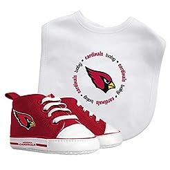 Baby Fanatic NFL Legacy Infant Gift Set,...
