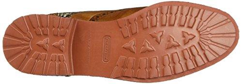 Melvin&Hamilton Amelie 17, Zapatillas de Estar por Casa para Mujer Multicolor - Mehrfarbig (Classic Dk.Brown, Wood, Tan, Camel/italian Snake Dk.Brown/Rook D Red+Eva)