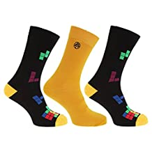 Mens Organic Bamboo Socks (Pack Of 3)