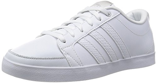 Adidas Mat Qt Argenté Basses Baskets Daily blanc Footwear Lx Femme Blanc fCfp7wa