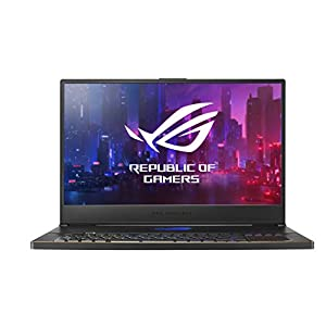 ASUS ROG Zephyrus S GX701 17.3″ FHD 144Hz Gaming Laptop RTX 2080 Max-Q 8GB Graphics (Core i7-9750H 9th Gen/32GB RAM/1TB PCIe SSD/Windows 10/Black/2.60 kg), GX701GXR-EV025T
