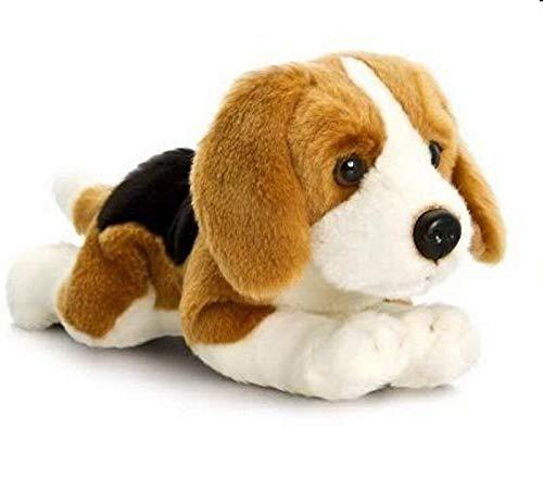 BALLOONSHOP 25cm産卵ソフトぬいぐるみ - 6キールおもちゃ - Toby the Beagle   B07PPJ63Z4