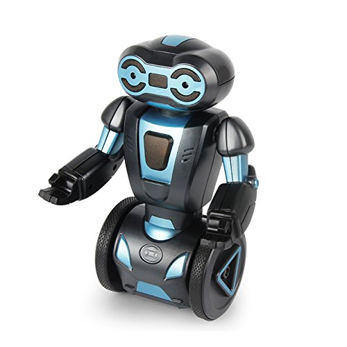 3C-LIFE 2018 Self Balancing Dancing Robot, Remote Control-Gesture Control Music, Light, Motion Sensing: Cool Action Figure Christmas Toy Gift for Kids Boys and (4bk 4 Light)