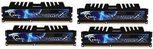 32GB G.Skill DDR3 PC3-17000 2133MHz RipjawsX Series for Intel Z68/P67 (9-11-11) Quad Channel kit 4x8GB