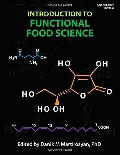 By Danik M Martirosyan PhD Introduction to Functional Food Science (Volume 1) (Second Edition) [Paperback] pdf epub