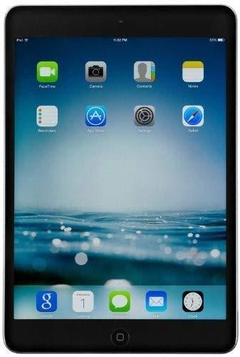 Apple iPad Mini 2 with Retina Display - ME277LL/A - (32GB, WiFi, Space Gray) (Renewed) (Apple Ipad Tablet 32gb)