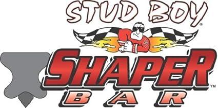 """Stud Boy Shaper Bar Arctic Cat ZR 8000 ALL 129"""" 2016 9/"""" Carbide"""