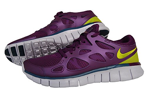 Nike Wmns Free Run 2 Ext - Zapatillas para mujer púrpura - morado