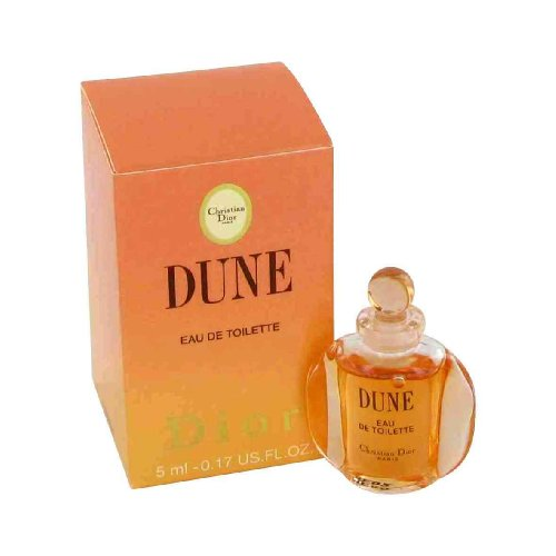 Dune FOR WOMEN by Christian Dior - 0.17 oz EDT - Dior Dune By
