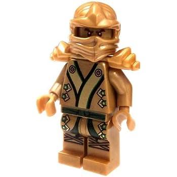 Lego ninjago 2013 final battle gold lloyd garmadon minifigure toys games - Ninjago lloyd gold ...