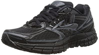 Brooks Women's Adrenaline GTS 14 Running Shoes, Color: Black/Anthracite/Pavement, Size: 6.5