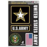 United States Army - Set of 4 Ultra Decals