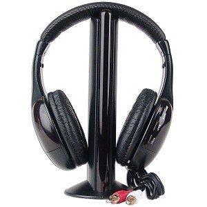 Wireless Multimedia Headphones - 6