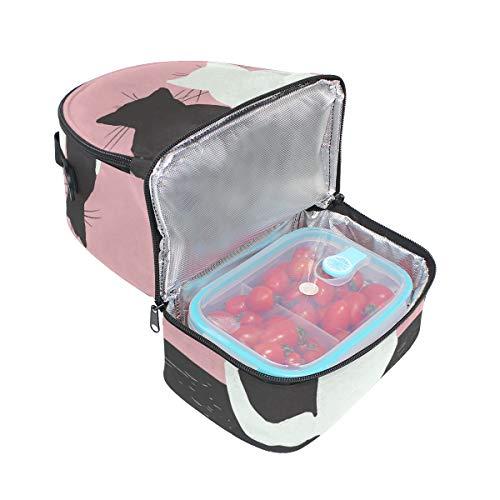 el para ajustable térmica para de hombro correa el el almuerzo colegio para Pincnic Bolsa con Alinlo C08Hzz
