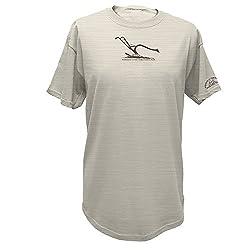John Deere Western Shirt Mens S/S Plow Heather M O
