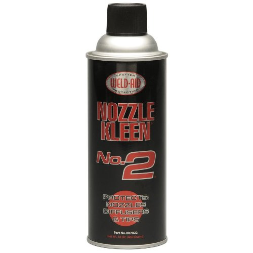 Weld-Aid Nozzle-Kleen #2 Anti-Spatter Liquid, 16 oz