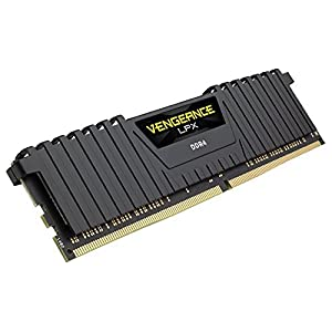 Corsair Vengeance LPX 4 GB DDR4 DRAM 2400 MHz C14 Memory Kit PC4-19200