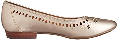Hot Gold Leather Gold Clarks Henderson aqwO0g04