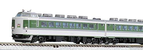TOMIX Nゲージ 489系 特急電車あさま基本セット 98248 鉄道模型 電車 B06XGYD5LG