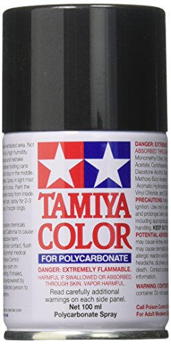 Tamiya 86023 Paint Spray, Gunmetal