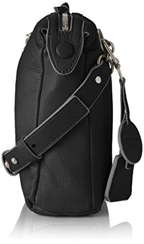 Women's Liebeskind Berlin Black Leather Arielle Crossbody AA5wr