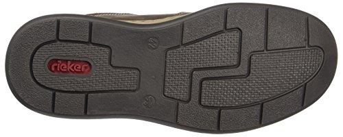 Rieker Men's 17361 Loafers, Kakao/Cigar, 6.5 UK Brown (Kakao/Cigar 25)