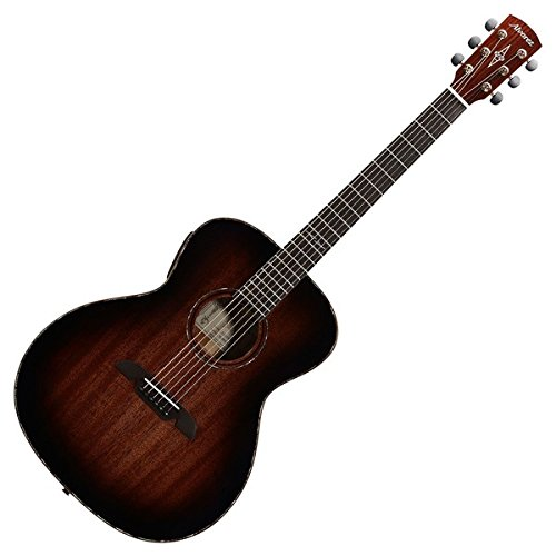 Alvarez MGA66ESHB Masterworks A66 Series Grand Auditorium Acoustic-Electric Guitar