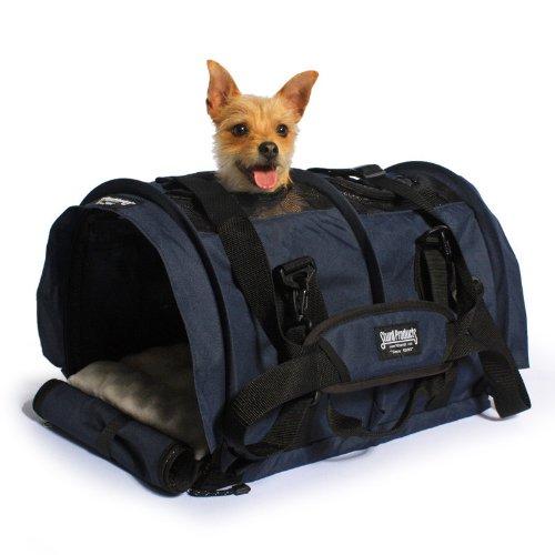 SturdiBag Pet Carrier, Large – Navy, My Pet Supplies