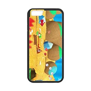 iPhone 6 4.7 Inch Cell Phone Case Black Yoshi's Woolly World VIU005000