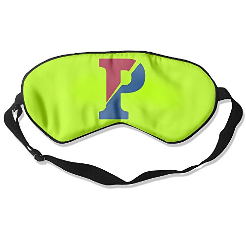 [Pennsylvania Quakers Logo Sleeping Masks Cover Shade Blindfold] (Quaker Costumes)