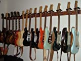 Standard Studio Guitar Mounting System (Left Wall)