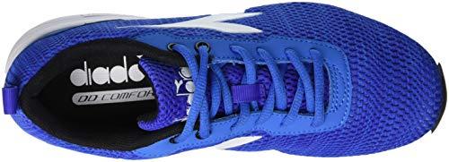 azzurro Diadora Uomo Per Da Persia Scarpa Petalo Swan bleu Multicolore C3484 2 Running rrvfwY