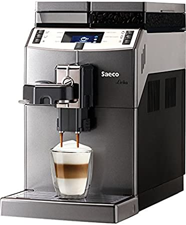 Amazon.com: Saeco LIRIKA One Touch Capuchino Titan: Kitchen ...