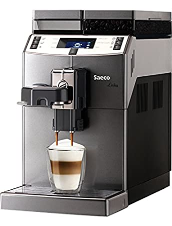 Saeco Lirika OTC Independiente 2.5L Negro, Gris, Metálico - Cafetera (Independiente, 2,5 L, Granos de café, 1850 W, Negro, Gris, Metálico): Amazon.es: Hogar